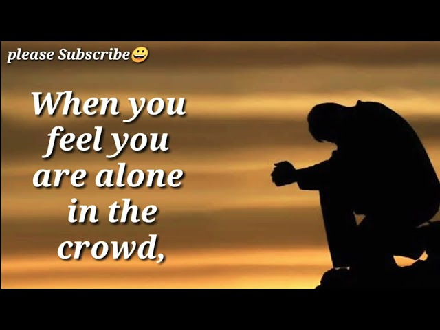 Alone Whatsapp Status The Video Status App Lyrical Videos