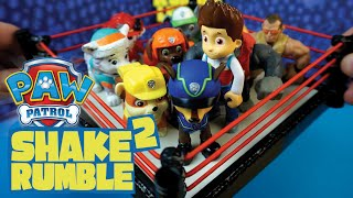 Paw Patrol Toys - Battle Royal 2 ft. Paw Patrol Chase Ryder & Paw Patrol - Full Episodes by KidCity