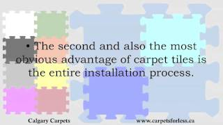 Carpet Tiles: Its Pros and Cons