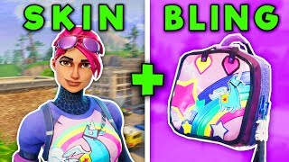 TOP 10 BEST BACKBLING + SKIN COMBOS! (Fortnite Battle Royale)