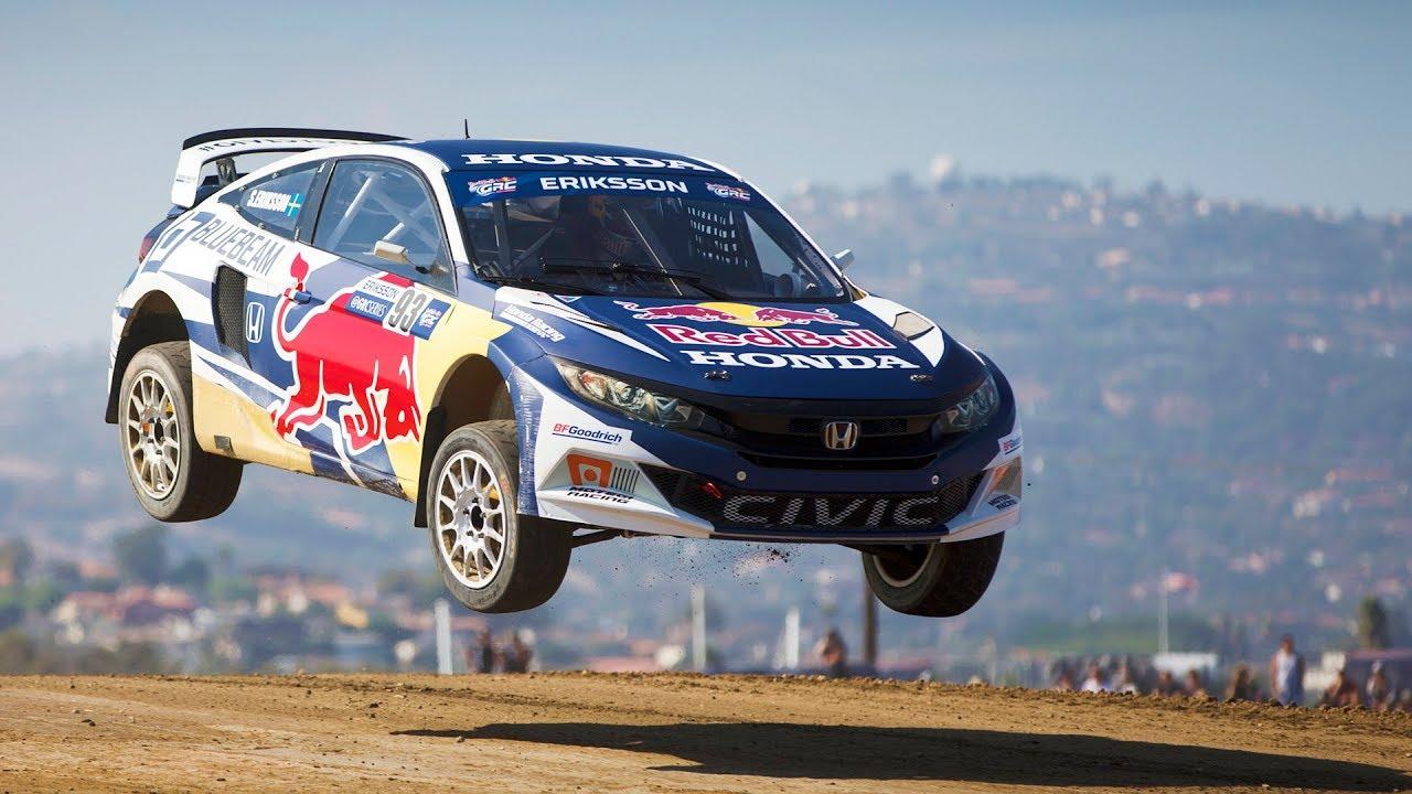 Red Bull Global Rallycross Los Angeles