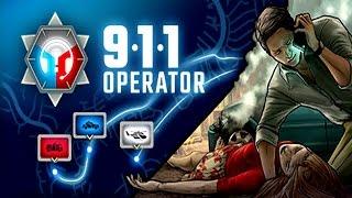 911 Operator - A POLICIA NÃO É BRINCADEIRA! (CONHECENDO O JOGO) PT-BR
