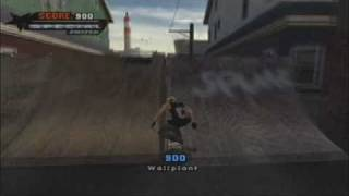 THUG Gameplay 1