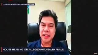 Lawmakers question qualifications of PhilHealth officials amid corruption scandal