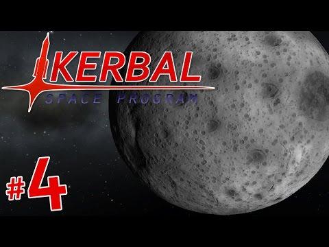 Flying By The Mun | Kerbal Space Program | #4