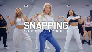 청하 (CHUNGHA) - Snapping | SIMEEZ & JIWON & RIAN choreography