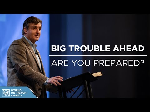 Big Trouble Ahead - Are You Prepared? [Spiritual Gifts, Weapons, and Tools]