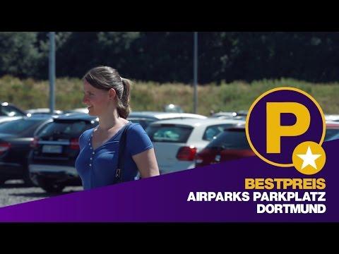 BESTPREIS Airparks Parkplatz Dortmund - Parkplatz Flughafen Dortmund