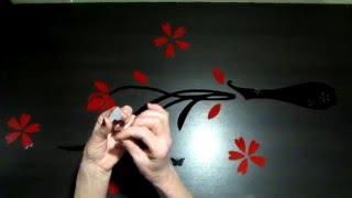 3D роза и наклейка.  Для интерьера.   AliExpress.(http://ali.pub/2t189 - Стикер, роза. Искусство декора. http://ali.pub/im2v0 - 3-D ваза и цветок. Декор. Интерьер. http://ali.pub/2n9tk - Футбо..., 2016-02-28T18:34:18.000Z)