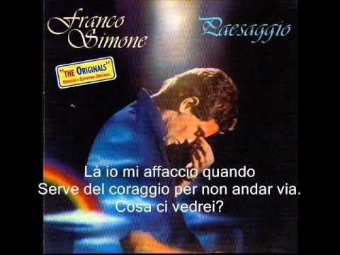 Paesaggio  Franco Simone  YouTube
