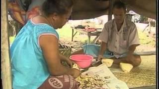 Crise alimentaire aux Tuvalu