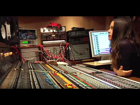 Alanis Morissette - Inspiration for Guardian (Behind The Scenes)