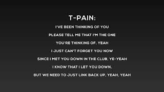 T Pain Textin 39 My Ex ft Tiffany Evans