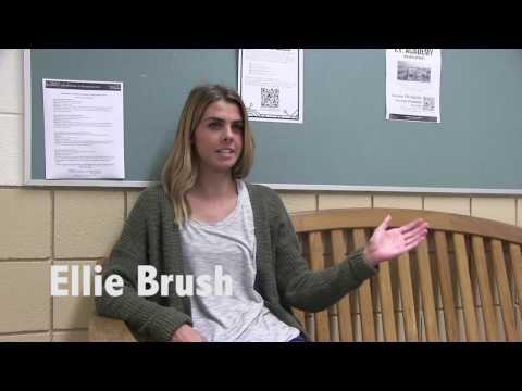 Ellie Brush Looks Back on High School XC Achievements