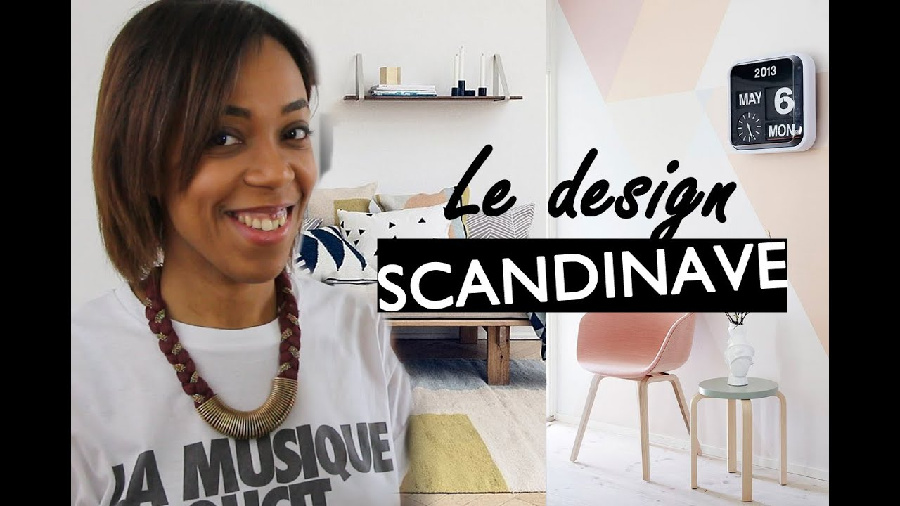 inspiration je passe la d co scandinave youtube. Black Bedroom Furniture Sets. Home Design Ideas