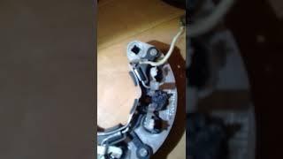 Як я поставив діодний міст нового зразка на старий генератор