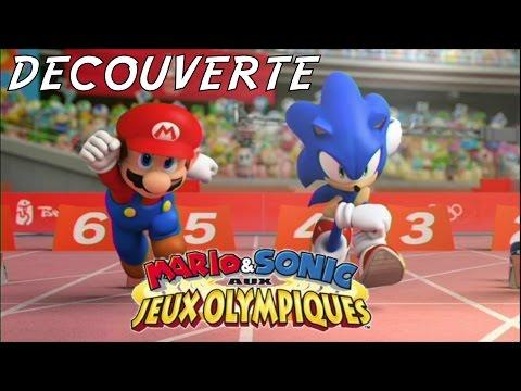MARIO et SONIC aux Jeux Olympiques Wii | Direction Pékin !