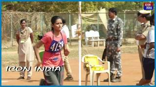 #Girls Running For #Events || ICON INDIA