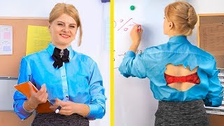 Blonde vs Brunette / 15 Funny Pranks!
