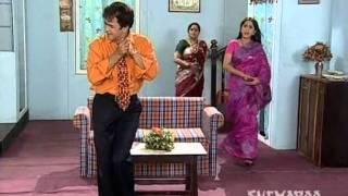 Hasat Khelat - Part 4 - Ashok Saraf & Nivedita Joshi-Saraf - Latest Marathi Stage Play