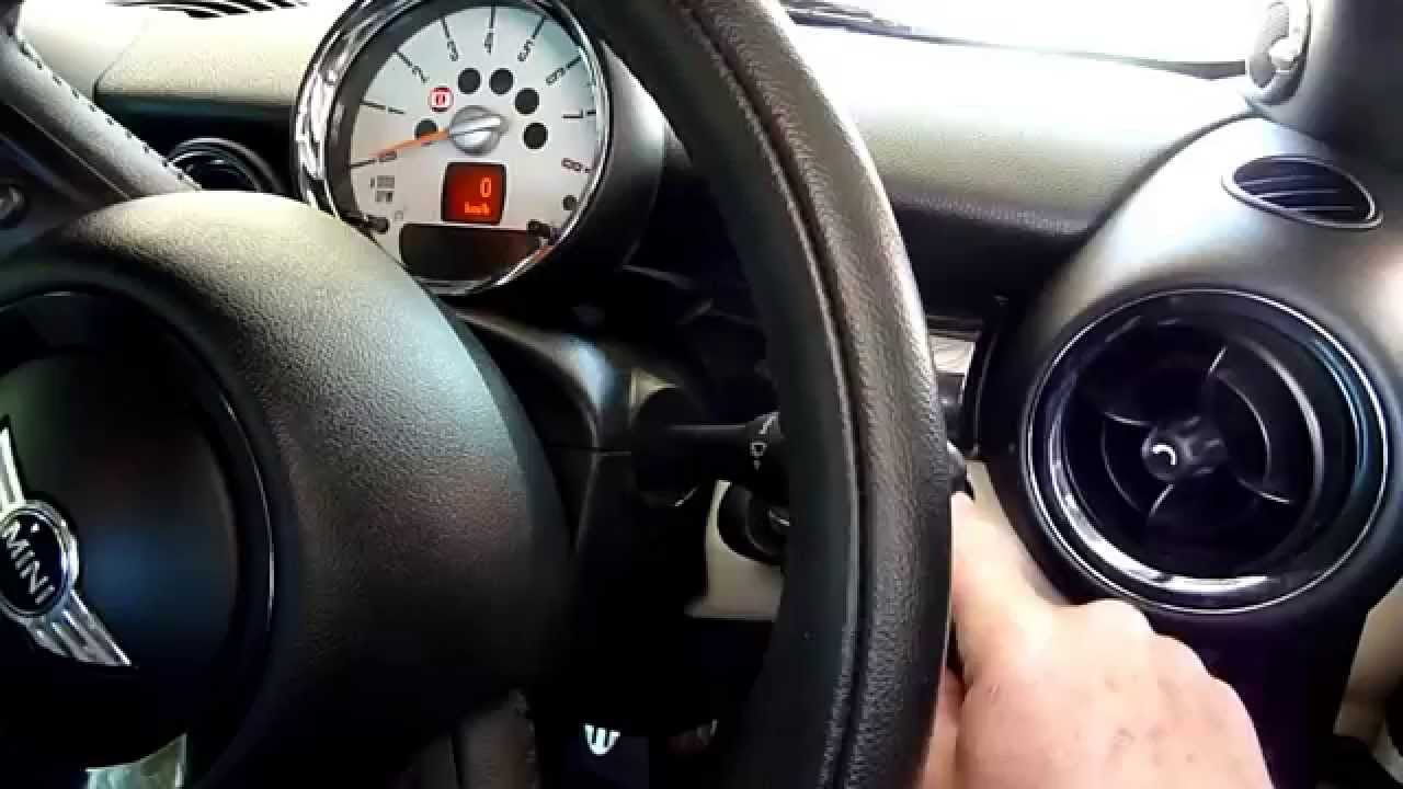 2011 R56 Mini Cooper S Diagnostic in under 60 seconds with Carly for BMW