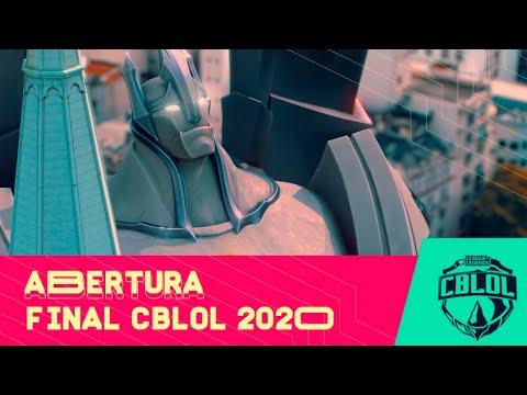 CBLoL 2020: 2ª Etapa - Cerimônia de Abertura | Vintage Culture e Pedro Qualy - Somos Um Só