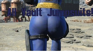 Fallout 4 - All Vault Jumpsuits and HOW to Get them!