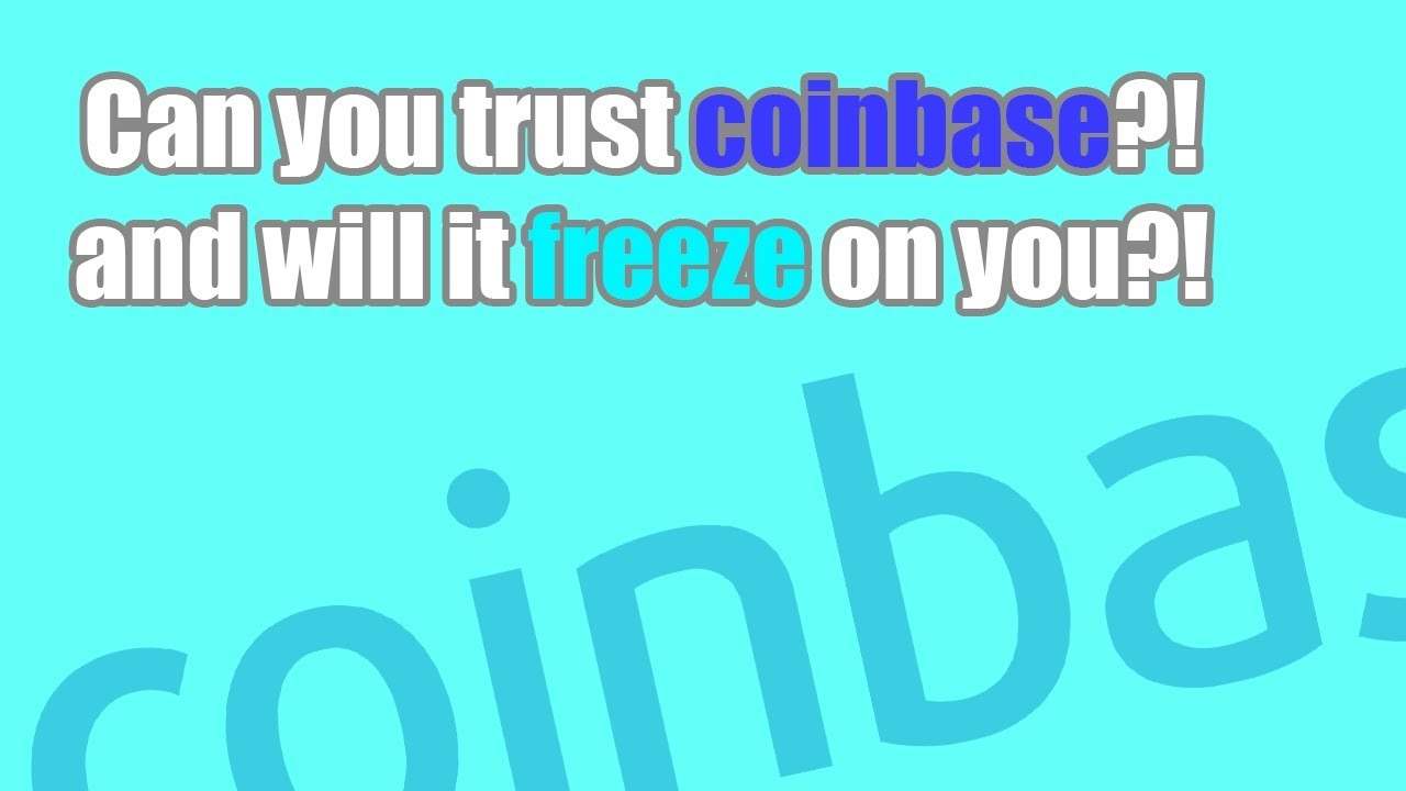can i trust coinbase