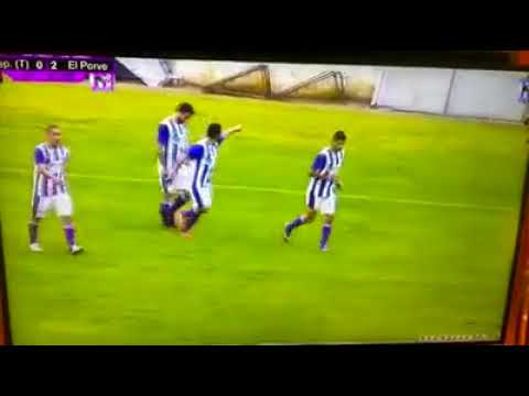 Gol de Nicolás Reinaga en El Porvenir