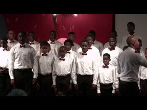 The Barbados National Anthem | The St. Leonard's School Boys' Choir | TEDxBridgetown