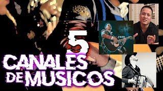 5 Canales de músicos que quizás no conocías | Regional mexicano