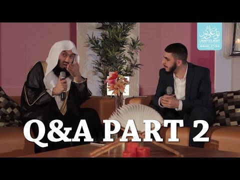 Mufti Menk & Ali Dawah Protecting yourself from zina.