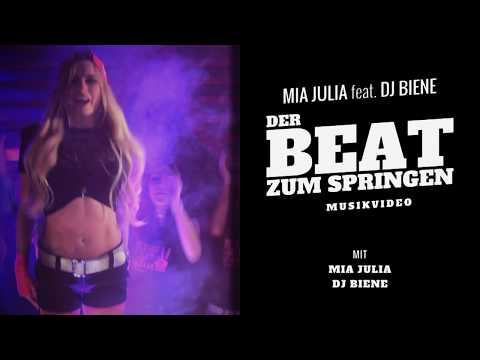 Mia Julia feat. DJ Biene - Der Beat zum Springen (Komodo)