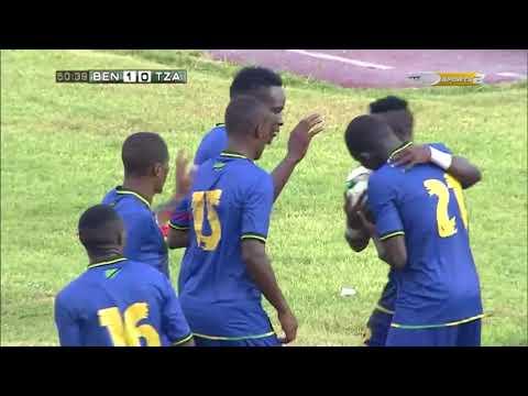 Bao la Tanzania likifungwa na Elias Maguli  Benin vs Tanzania