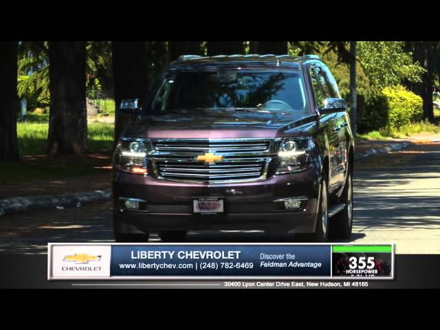 Delightful Consider The 2015 Chevy Tahoe Over The New GMC Yukon In New Hudson, Michigan