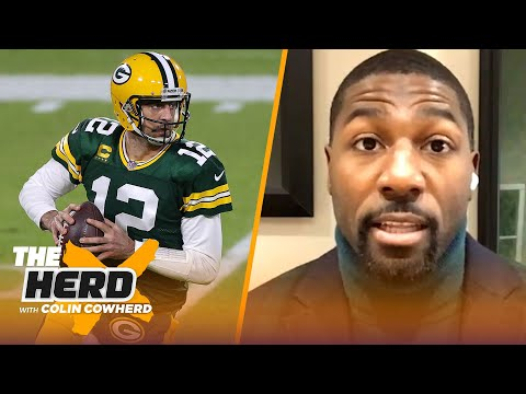 Greg Jennings on Aaron Rodgers vs. Brett Favre, Eagles' QB dilemma, Kyler Murray | NFL | THE HERD