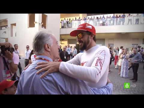 Fernando Alonso | Mi ltima Carrera con Ferrari - Parte 1