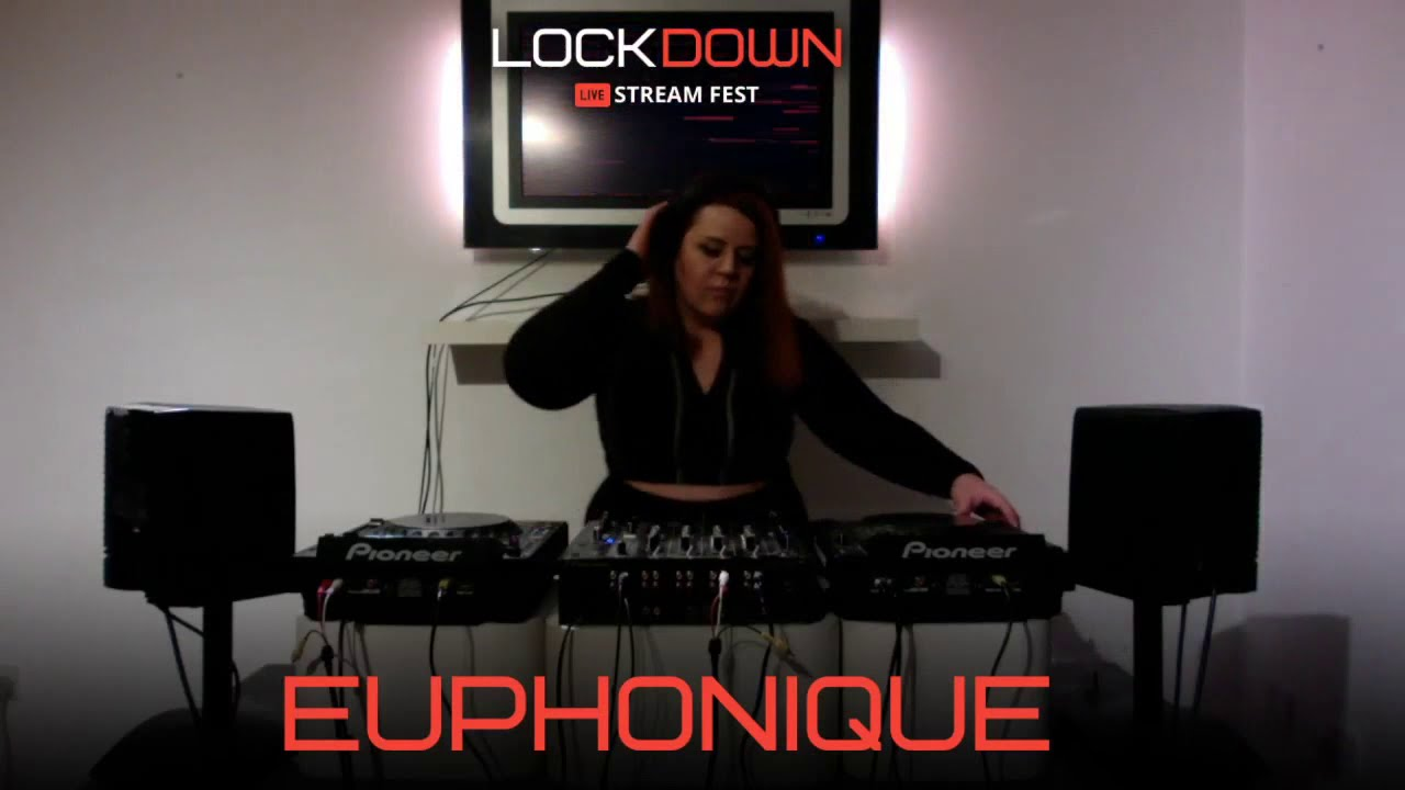 Download Euphonique // Lockdown Stream Fest Mix [DnB]