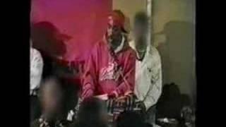 Tupac - Malcom X  Dinner Speech