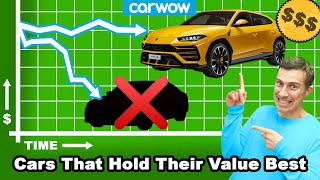The 25 cars that hold their value the best!