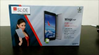 iBall Wings 4GP