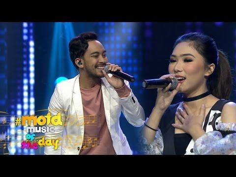 Amazing Duet Gamal Dengan Isyana Sarasvati ' Kau Adalah ' | MOTD | 14 Nov 2016|