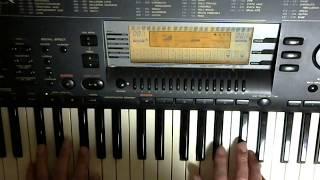 松坂慶子さんの大ヒット曲を弾いてみました。