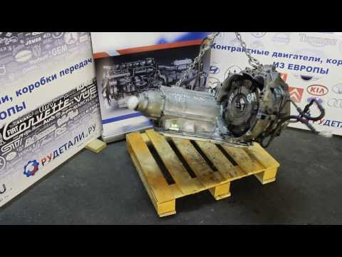 АКПП - контрактная бу коробка передач Volvo S80 5LK. Автомат тестированный из Скандинавии HD