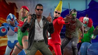 Dead Rising 4 Official Capcom Heroes Trailer