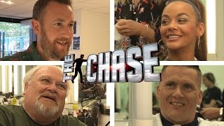 The Celebrity Chase ft. Chelsee Healey! - Behind The Scenes