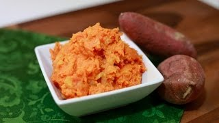 Recipe-sweet Potato And Pineapple Casserole