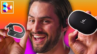 Sweatproof earbuds for only $80?? - Soundcore Spirit X2
