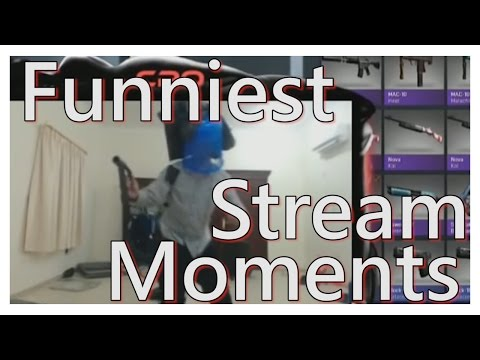 The 5 Funniest Twitch Gaming Stream Moments Ever