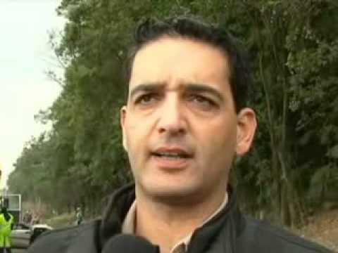 SBT News: Acidente acaba em morte em Joinville (11/07/2011)